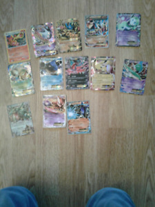 Pokemon lot for 100$ OBO