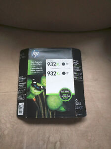 932xl HP ink 2 pack