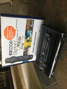 Cogeco Digital Cable Receiver