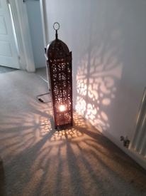 Moroccan Floor Standing Lamp