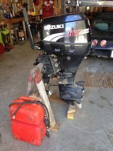 2003 30 hp Suzuki 4 stroke