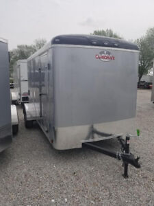 18' Cargo Mate Trailer with tools!