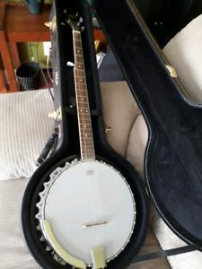 5 String Alabama Banjo