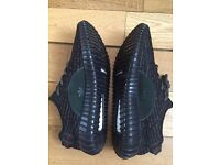 YEEZY BOOST 350 Adidas Pirate Black Unisex Boys Mens Girls Trainers Shoes Footwear