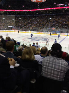 Toronto Maple Leafs vs Montreal Canadiens Tickets- Home Opener