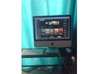 Apple 20'' iMac computer