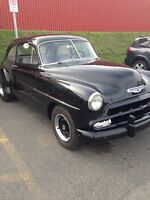 Chevrolet styline 1952