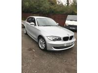 2008 BMW 118 2.0TD d SE+76k+30 a year tax+excellent mg+lots of service