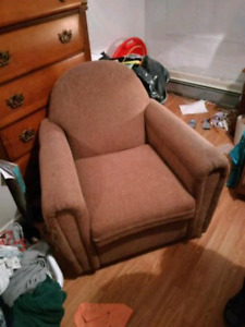 Arm chairs to give away.