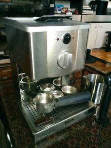 Breville espresso machine (Cafe roma)