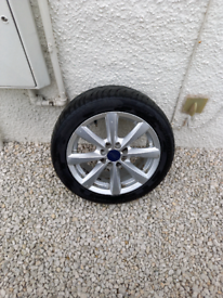 Ford multifit alloy wheel