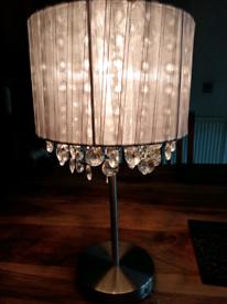 Arabella Crystal table lamp