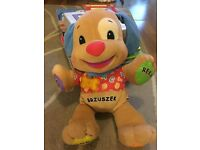 Puppy with polish songs fisher price