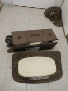 baby bed with good condition