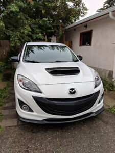 2013 Mazdaspeed3 Tech Package