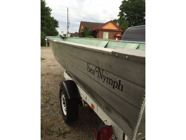 Used 2007 Mercury Sea Pro