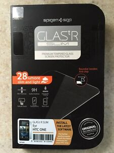 SPIGEN GLAS TR SCREEN PROTECTOR FOR HTC ONE 2013 (M7)
