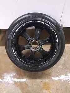"""22"""" GM/CHEVY rims and tires Kitchener / Waterloo Kitchener Area image 4"""