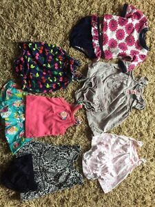 6 month girl summer clothes