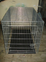 Extra Large Wire pet cage / crate