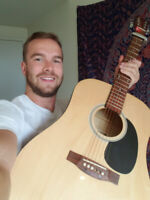 Acoustic Guitar Lessons (In-House/Out-House), BEST RATES!