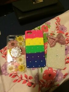 Have 3 iPhone 5 cases