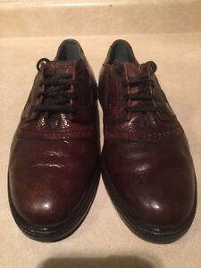 Men's Broke Land by Afis Leather Dress Shoes Size 7.5-8 London Ontario image 4