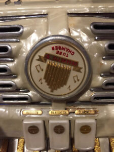 Titano Accordion Made in Italy - just serviced