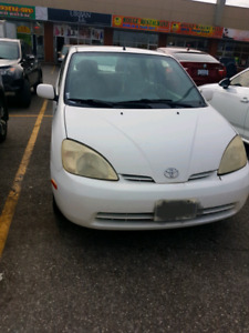 2002 prius hybrid for sale only 1500