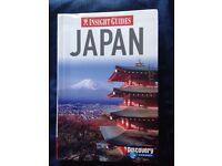 Japan Inside guide used