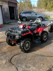 2013 Polaris sportsman 850 touring