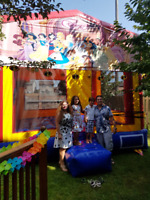Funtastic Ent – Bouncy castle / Balloon Twisting / Face Painting