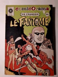 Le fantôme, Comicorama, 1968, no 1098, Bd