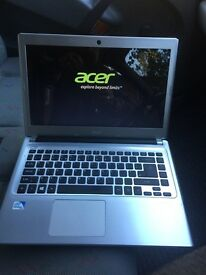 Acer Aspire 15.4 Laptop Running Windows 10 Excellent Machine with decent Storage Capabilities