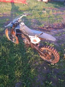 80cc Gio Dirt Bike