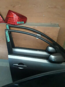 Right Side Doors For 2005 Mazda 3
