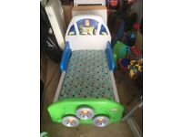Toy story Buzz lightyear toddler bed