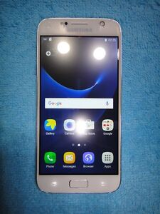 Samsung S7 32gb Videotron WHITE A+ or TRADE for....