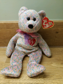 Ty Beanie Baby - 2001 Signature Bear