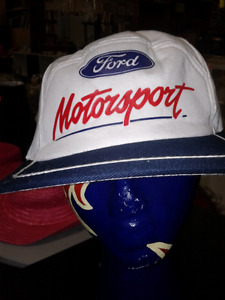 Vintage FORD MOTORSPORT HAT