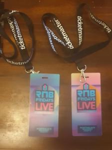 RnB Friday Tickets