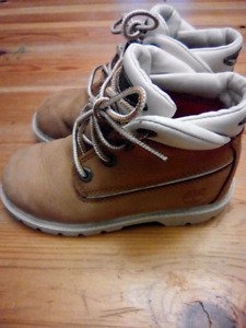 Timberland toddler boys boots - $25 obo