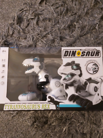Dinosaur tyrannosaurus rex brand new sealed lovely toy