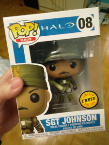FS/FT: SGT Johnson with Cigar CHASE & Thanos on Throne HT