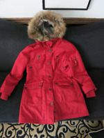 """Woman's """"1 Madison Expedition"""" Winter Coat Parka XCLNT Cond"""