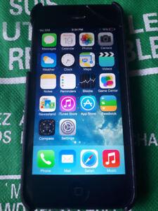 Apple iPhone 5 16G LTE - UNLOCKED . DEBARRER . DEVEROUILLER