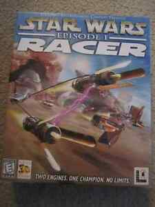 Star Wars Episode I Racer CD-ROM (1999)