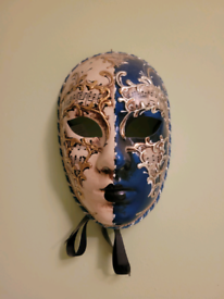 Venetian mask ornament