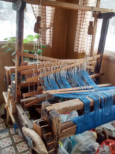 Russian Loom - made in early 1900's.