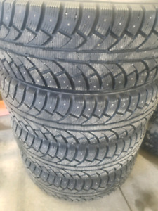 New 265/70r17 studded winters
